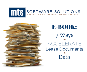 eBook - 7 Ways to Accelerate Lease Documents & Data